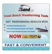 Trent Bosch Woodturning Tools at 2sand.com