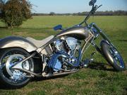 2007 Custom Built Motorcycles Pro Street