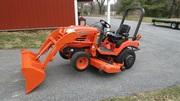 2008 Kubota BX2350 4x4 Tractor Loader Mower