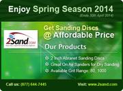 Enjoy 2014 Spring Season with 2Sand.com