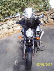 2009 Yamaha V Max 4, 308 miles on it