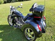 2007 - Honda VTX 1300 Roadsmith Trike with Tour Pack