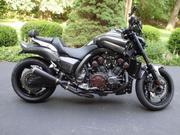 2009 - Yamaha V-Max All Carbon Fiber