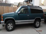 1995 chevrolet Chevrolet Tahoe LT Sport Utility 2-Door