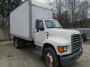 1998 FORD other Ford BOX TRUCK LOW LOW MILES 18 FT