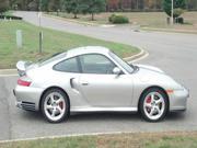 2003 Porsche 911 Porsche 911 Turbo Coupe 2-Door