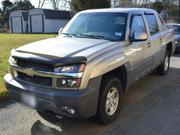 2003 Chevrolet Chevrolet Avalanche 1500