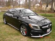 Mercedes-benz Cla-class 2.0 Turbo charg