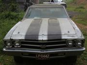 chevrolet chevelle Chevrolet Chevelle SS