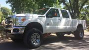 2012 Ford F-350 Crew Cab Short Bed