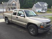 1999 chevrolet Chevrolet Silverado 1500 LS Extended Cab Pickup 3-