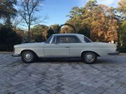 1967 Mercedes-Benz 200-Series