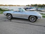1966 Chevrolet Corvette 327 350 4 SPEED MANUAL