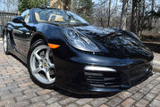 2013 Porsche Boxster 6 SPEED MANUAL