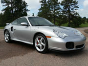 2003 Porsche 911Turbo Coupe 2-Door
