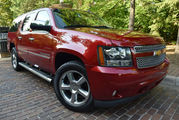 2013 Chevrolet Suburban 1500 LTZ-EDITION