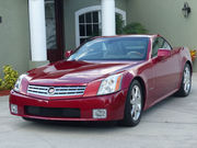 2004 Cadillac XLRBase Convertible 2-Door
