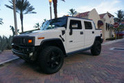 2008 Hummer H2Adventure Crew Cab Pickup 4-Door