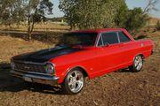 1965 Chevrolet Nova 1500 miles