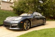 2013 Porsche Panamera TURBO Full