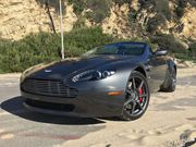 2008 Aston Martin Vantage 2 door convertible