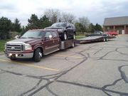 2007 Ford King Ranch Car Hauler XLT