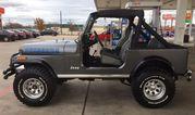 1981 Jeep CJ 98700 miles