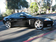 2007 Jaguar XKR Luxury interior package