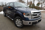 2014 Ford F-150 4WD XLT-EDITION  Crew Cab Pickup 4-Door
