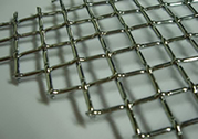 Crimped Wire Mesh Materials,  Crimped Weaving Type,  Using