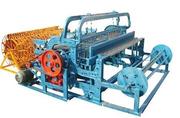 Semi-Automatic Wire Mesh Crimping Machine Description