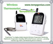 Remote wireless thermometer you'll love to have