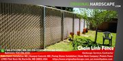 Chainlink fence DMV