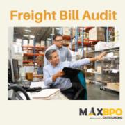 Freight Bill Audit Provider - MAX BPO