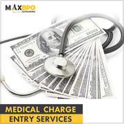 Charge Entry Process in Medical Billing- MAX BPO