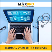 Outsource Medical Data Entry for Optimum Efficiency – MaxBPO